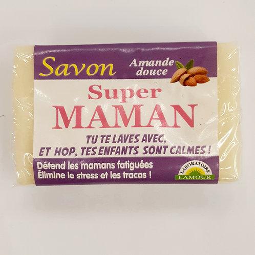 "Savon humoristique ""Super Maman"""