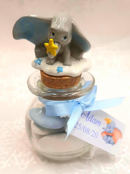 Bocal Dumbo bleu