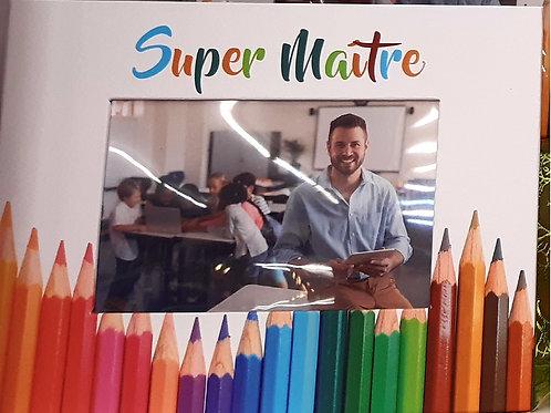 Cadre Super Maître