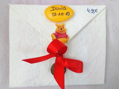 Enveloppe Winnie