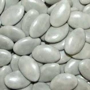 500 grs Dragées chocolat gris