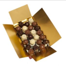 Ballotin de 500 grs de chocolats SANS SUCRE