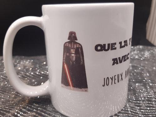Mug Star Wars Anniversaire