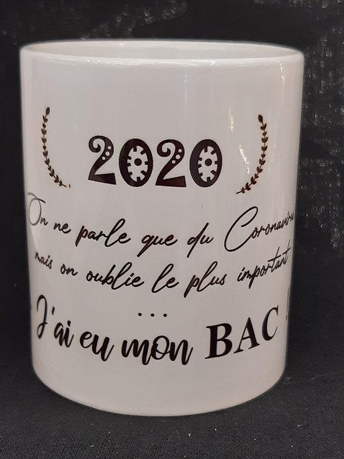Mug BAC 2020
