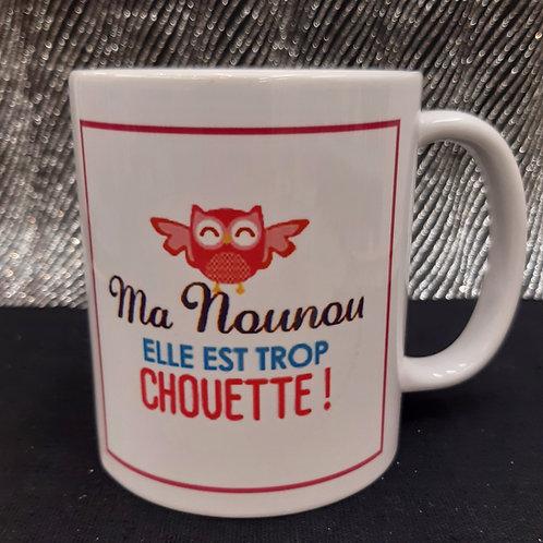 Mug NOUNOU chouette