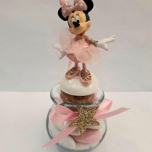 Bocal Minnie Ballerine