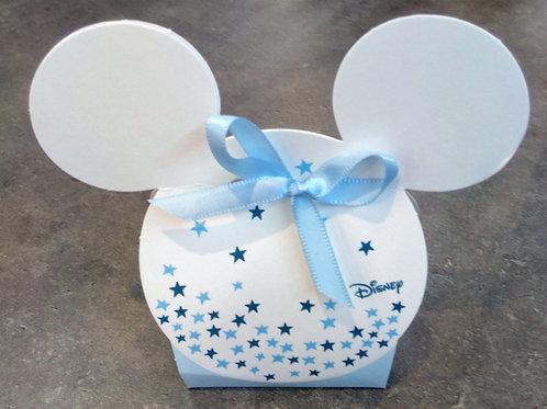 Boite Mickey bleu
