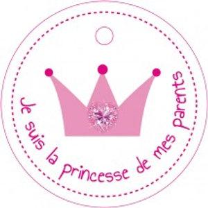 Etiquette Princesse