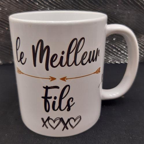 Mug du meilleur FILS