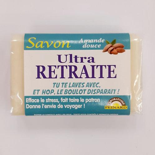 """Savon humoristique """"Ultra retraite"""""""