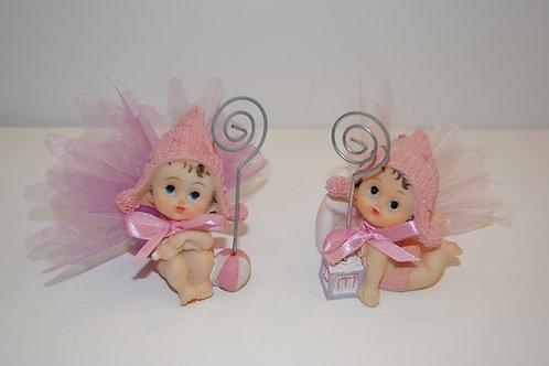 Pince bébé bonnet 2 modèles
