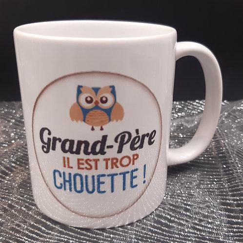 Mug Grand père chouette