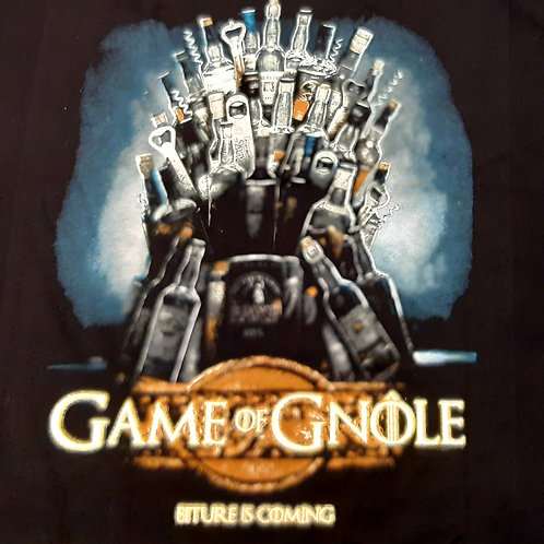 """Tee-shirt """"Game of gnole"""""""