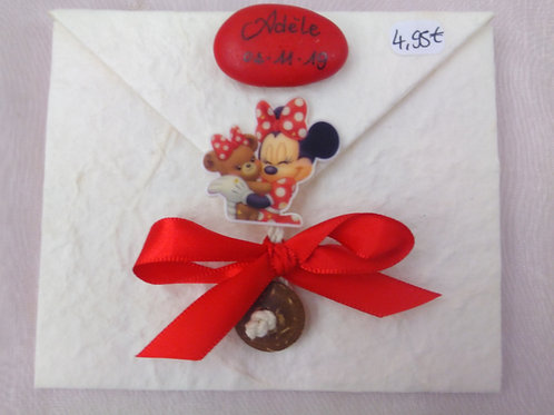 Enveloppe Minnie