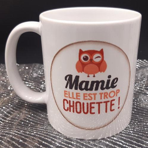Mug MAMIE chouette