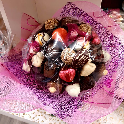 Gros bouquet de Chocolats
