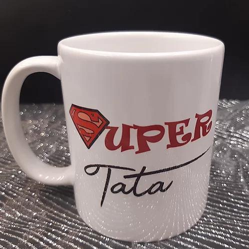 Mug de la Super Tata
