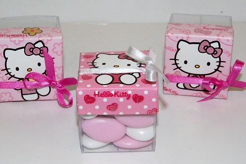 Boite cube Hello Kitty
