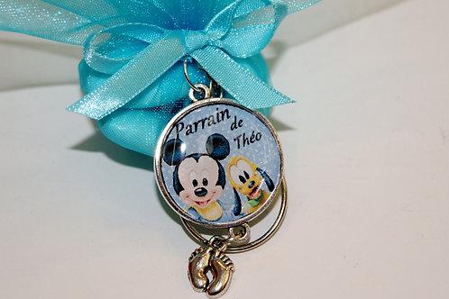 Porte clé Mickey n°4