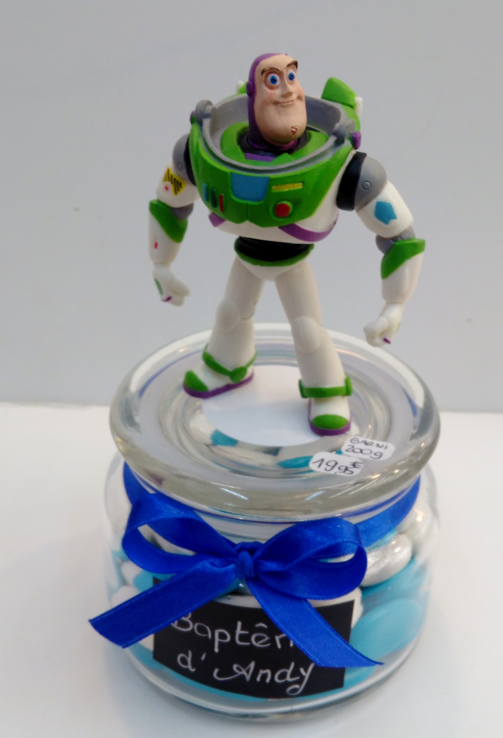 Bocal Toy Story : Buzz