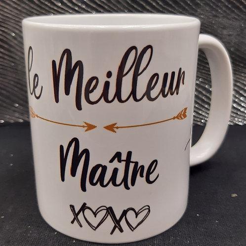 Mug meilleur Maître