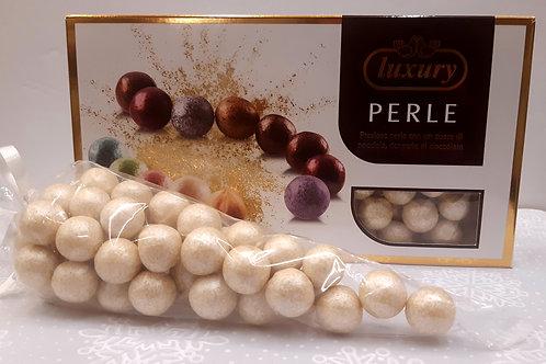 Dragées perle noisette couleur beige