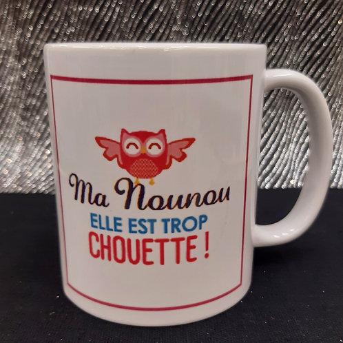 "Mug ""Nounou Chouette"""