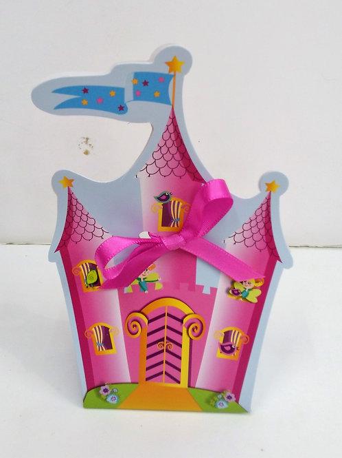 Boite chateau princesse