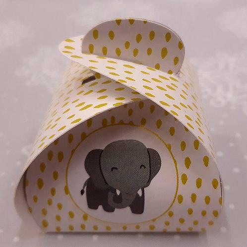 Boite mimosa Elephant