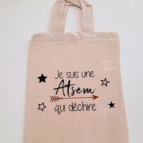 Mini Tote bag AVS / ATSEM