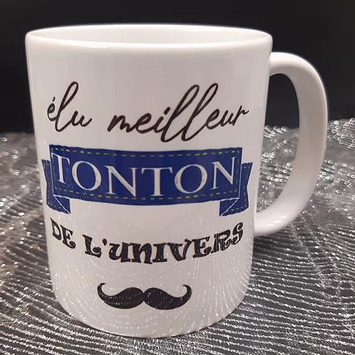 Mug du meilleur Tonton