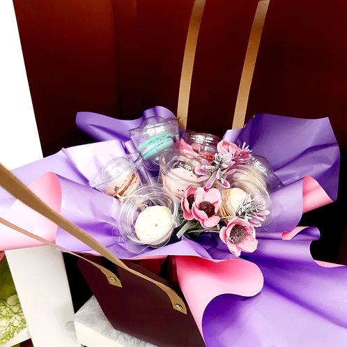 Bouquet de Macarons