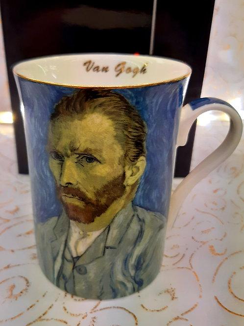 "Mug ""autoportrait"" Van Gogh"