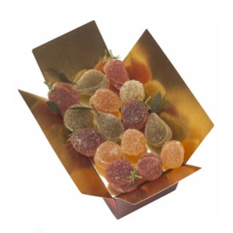 Ballotin Pâtes de Fruits