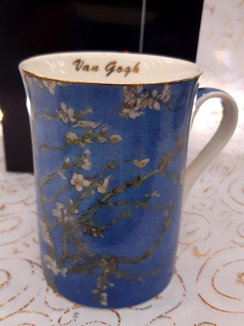 """Mug """"Amandier en Fleurs"""" de Van Gogh"""