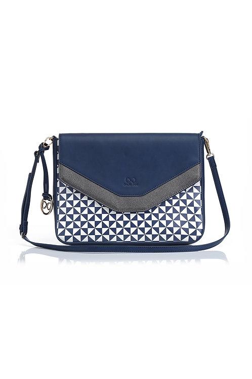 sac Andie Blue pochette bleu marine