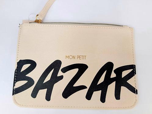 """Pochette maquillage """"Bazar"""""""