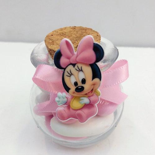 Bocal Minnie rose