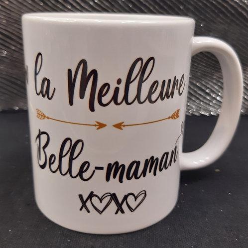 """Mug """"Meilleure Belle-Maman"""""""