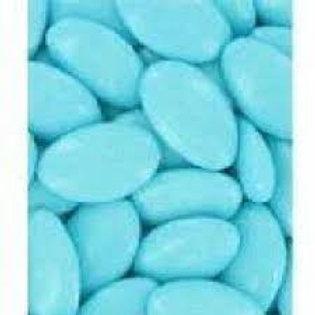 500 grs Dragées chocolat bleu ciel