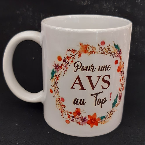 Mug AVS