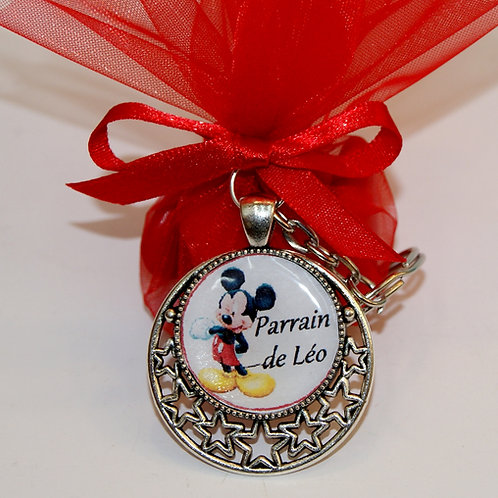 Porte clé Mickey n°6