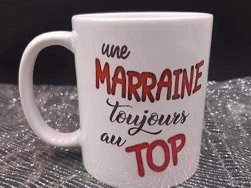 Mug Marraine top