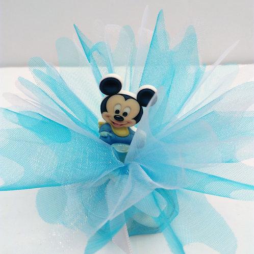 Bourse Mickey bleu