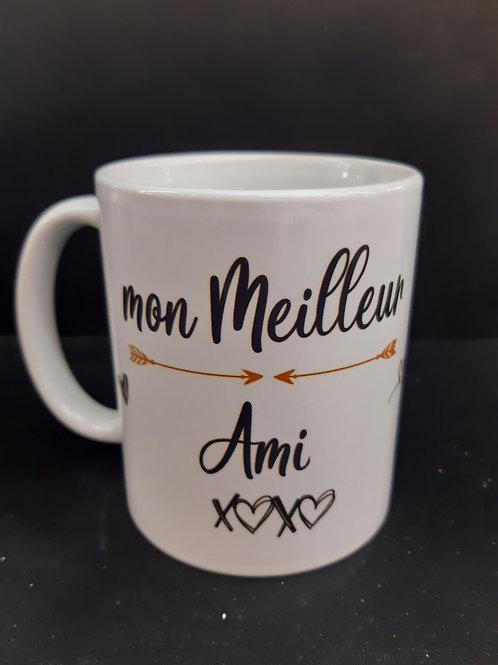 """Mug """"Mon meilleur ami"""""""