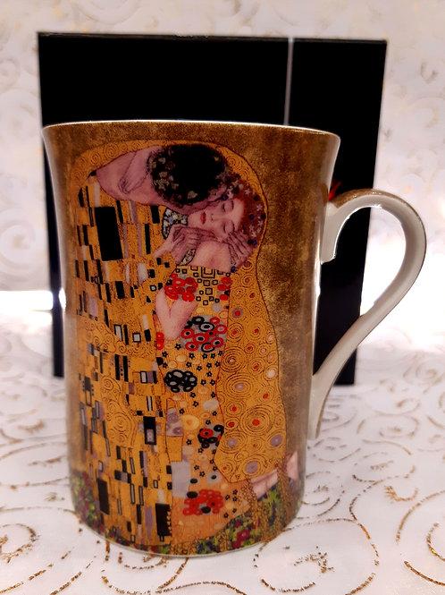 "Mug ""Le Baiser"" de Klimt"