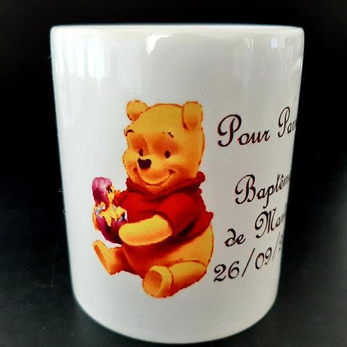 Mug personnalisable Winnie