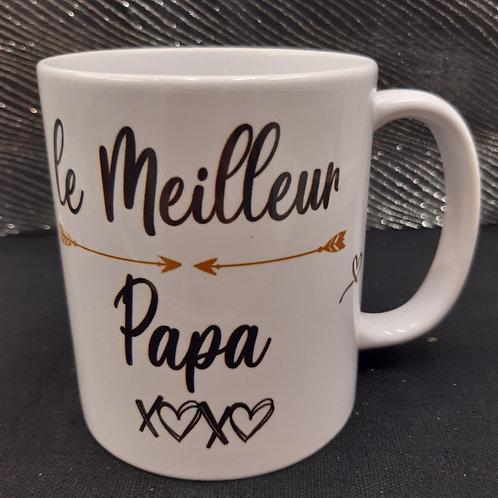 "Mug ""Meilleur Papa"""