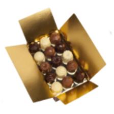 Ballotin de 300 grs de chocolats SANS SUCRE