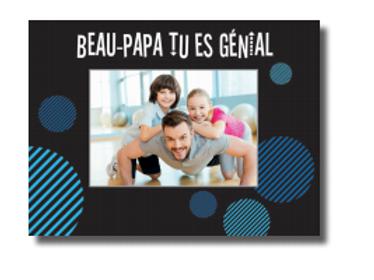 Cadre Beau Papa
